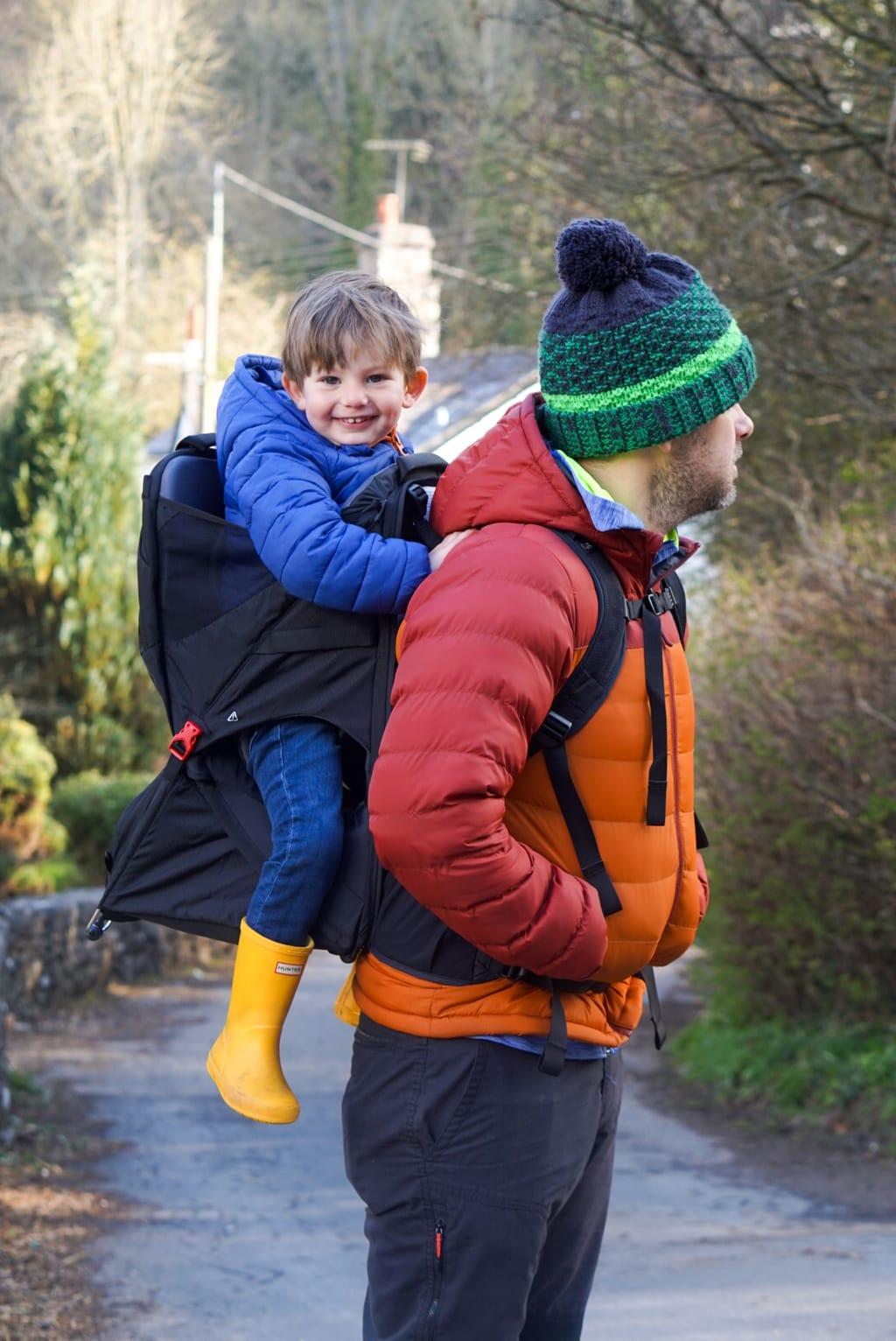Osprey POCO LT Child Carrier Review