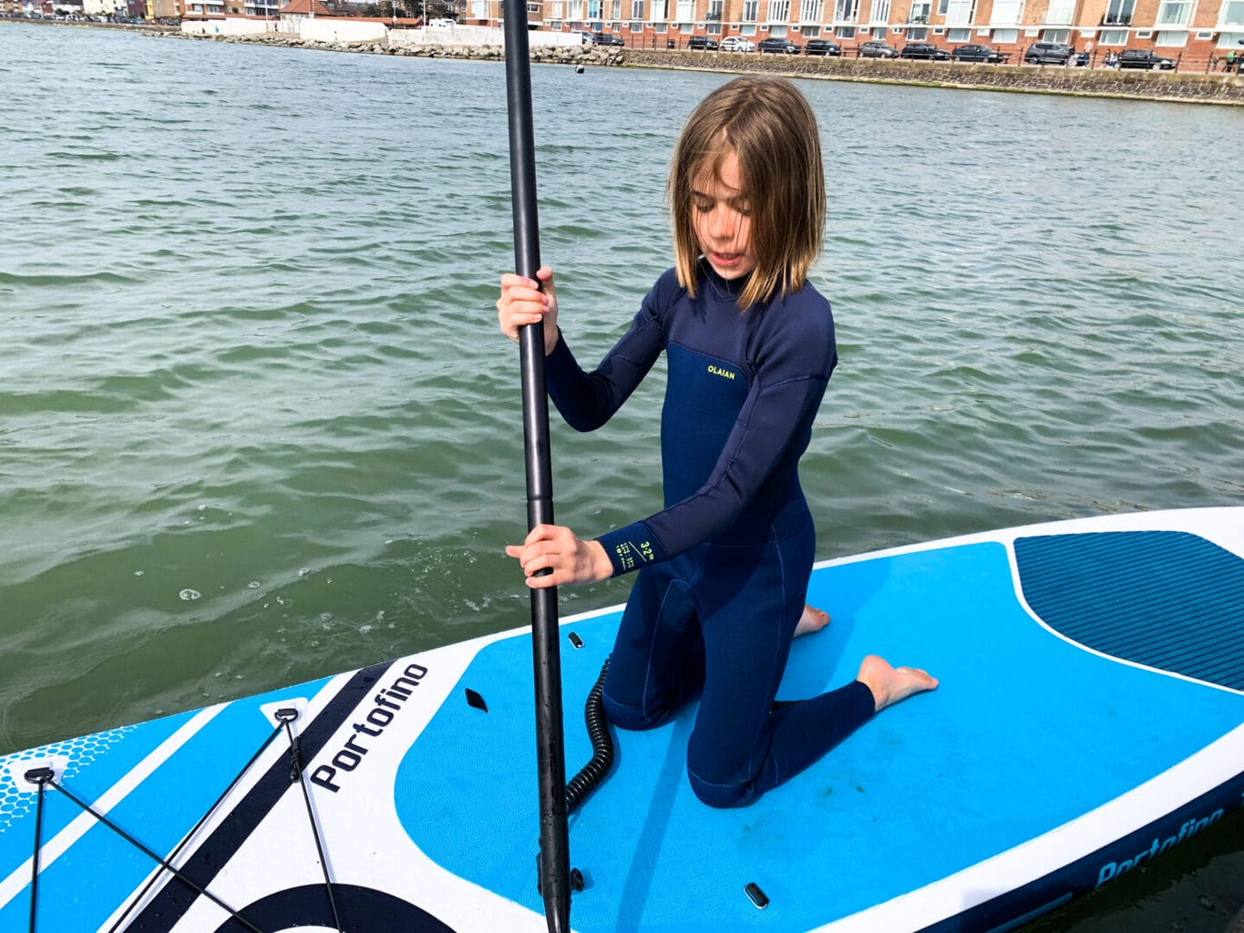 Portofino 10ft SUP Inflatable Stand Up Paddle Board