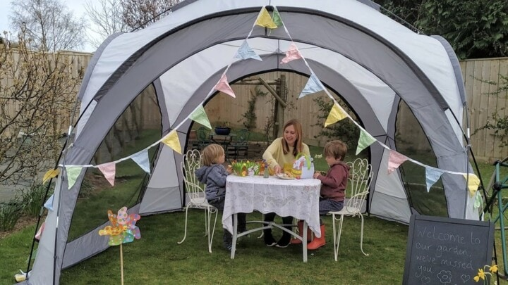 REVIEW: Dome Gazebo by Trail Outdoor Leisure
