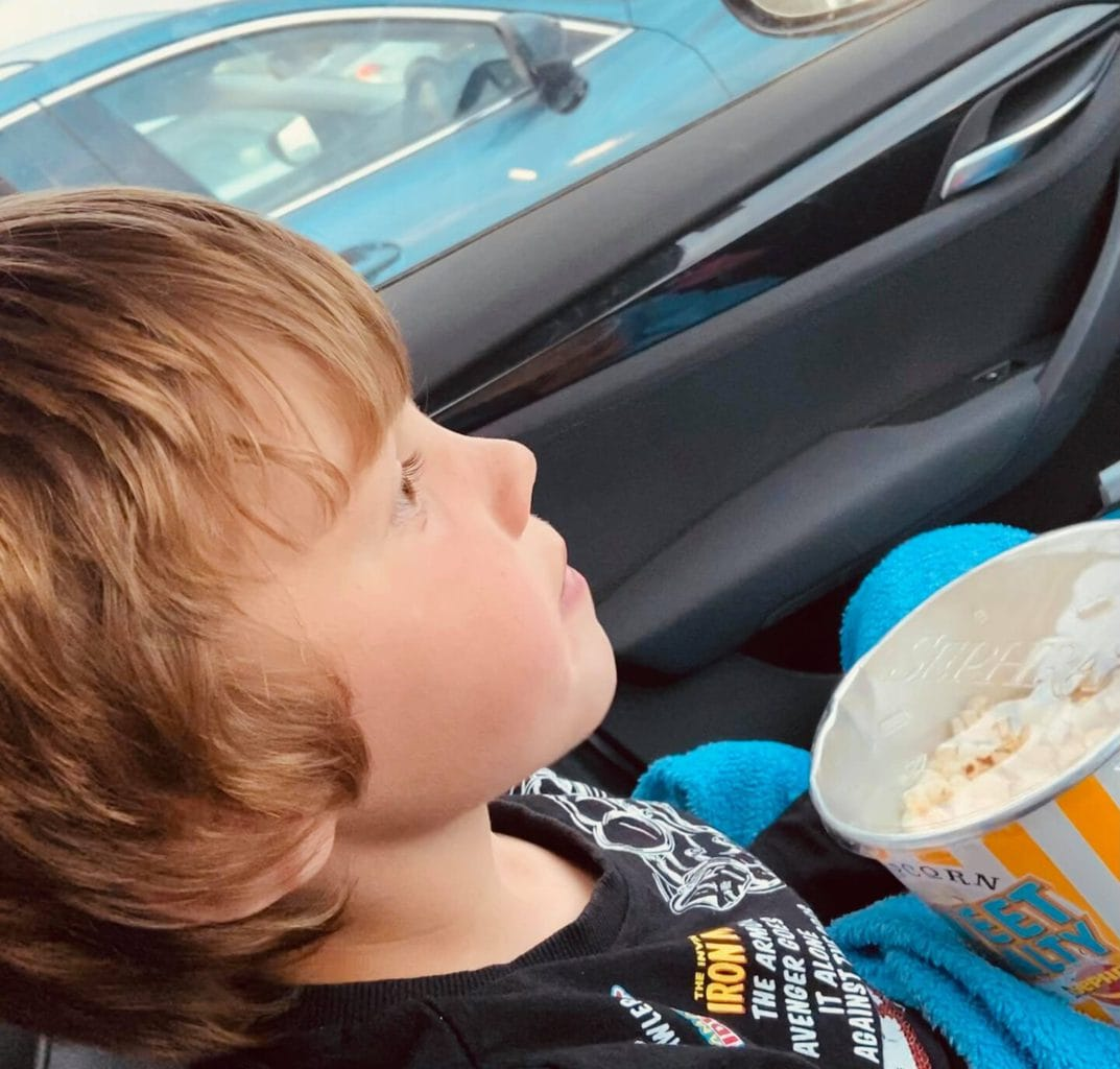 Billionaire Boy – The Ultimate Drive in Family Theatre Experience!
