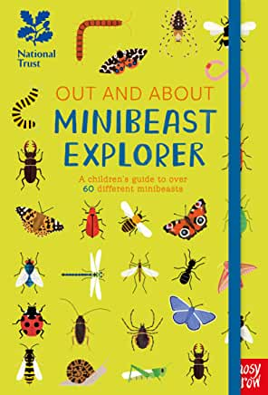 Out and About: Minibeast Explorer (Nosy Crow)
