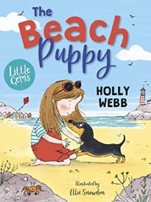 Little Gems: The Beach Puppy by Holly Webb, illustrated by Ellie Snowdon (Barington Stoke)