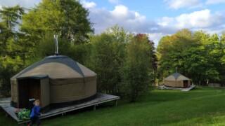 Skye Yurts