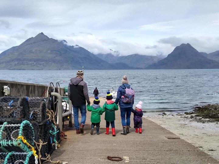 Misty Isle Boat Trips   Skye Boat Trips