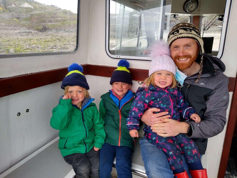 Misty Isle Boat Trips | Skye Boat Trips