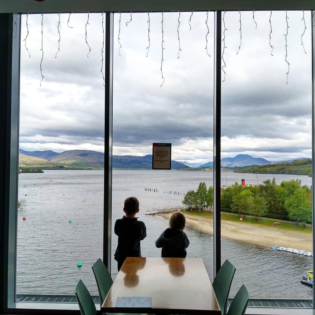 Review | SEA LIFE Loch Lomond Aquarium
