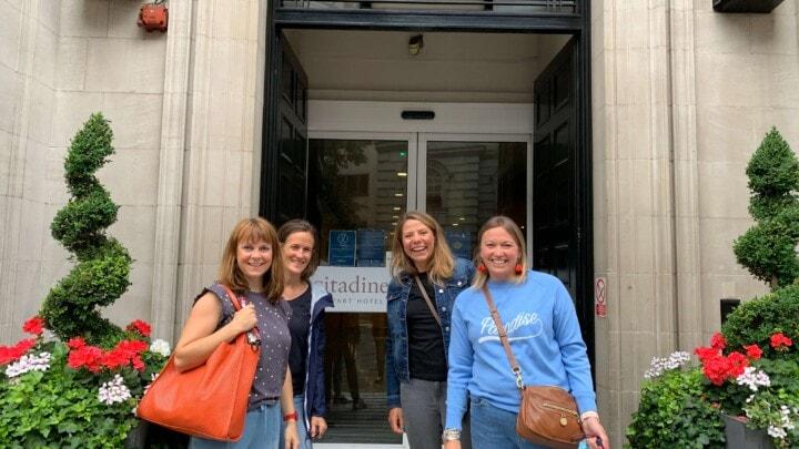 Affordable London Hotel – Citadines Apart Hotel Holborn-Covent Garden London