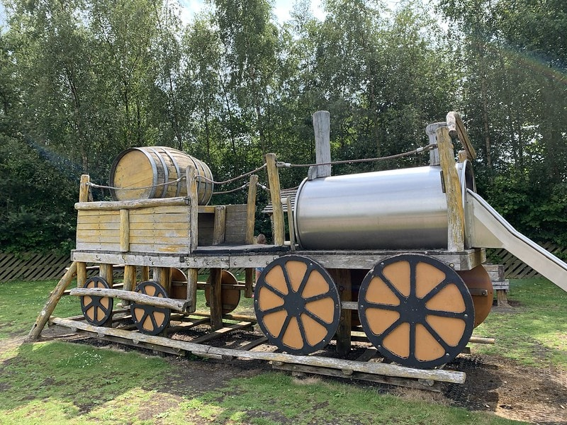 Locomotion; The National Railway Museum