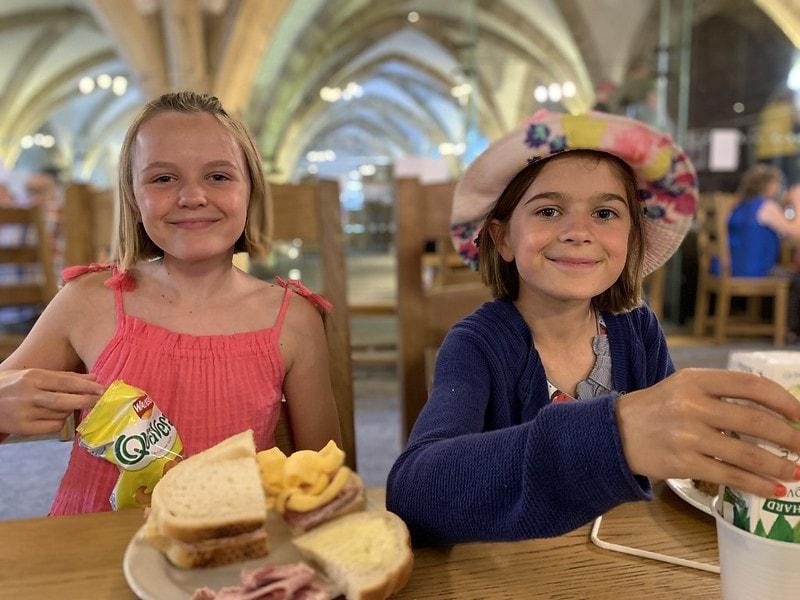 Undercroft Cafe Durham Cathedral