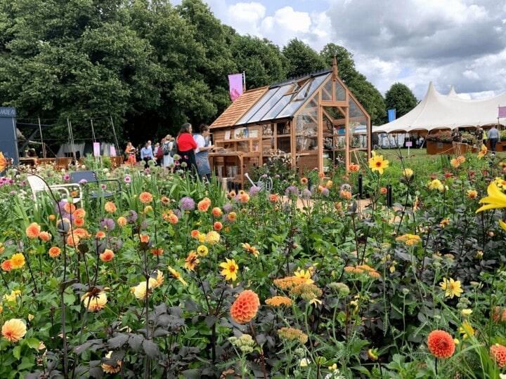 Review RHS Hampton Court Palace Garden Festival 2021