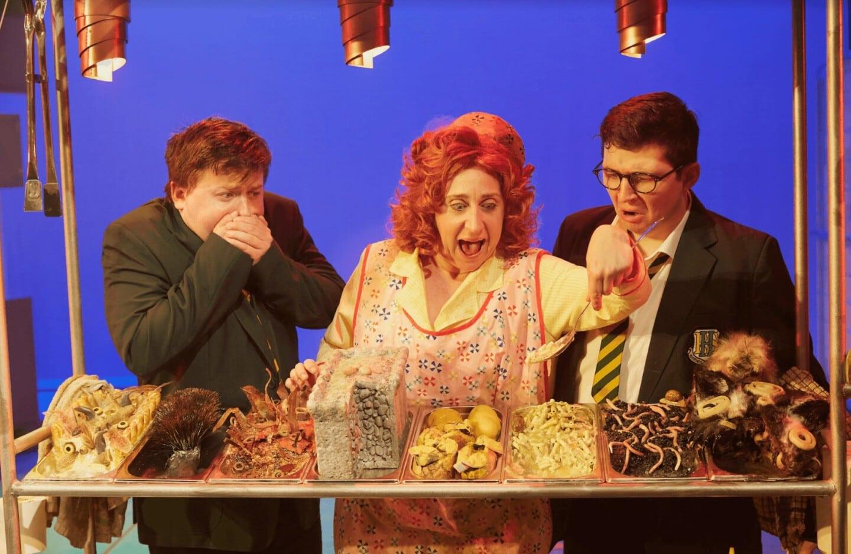 Review   Billionaire Boy at The Garrick Theatre