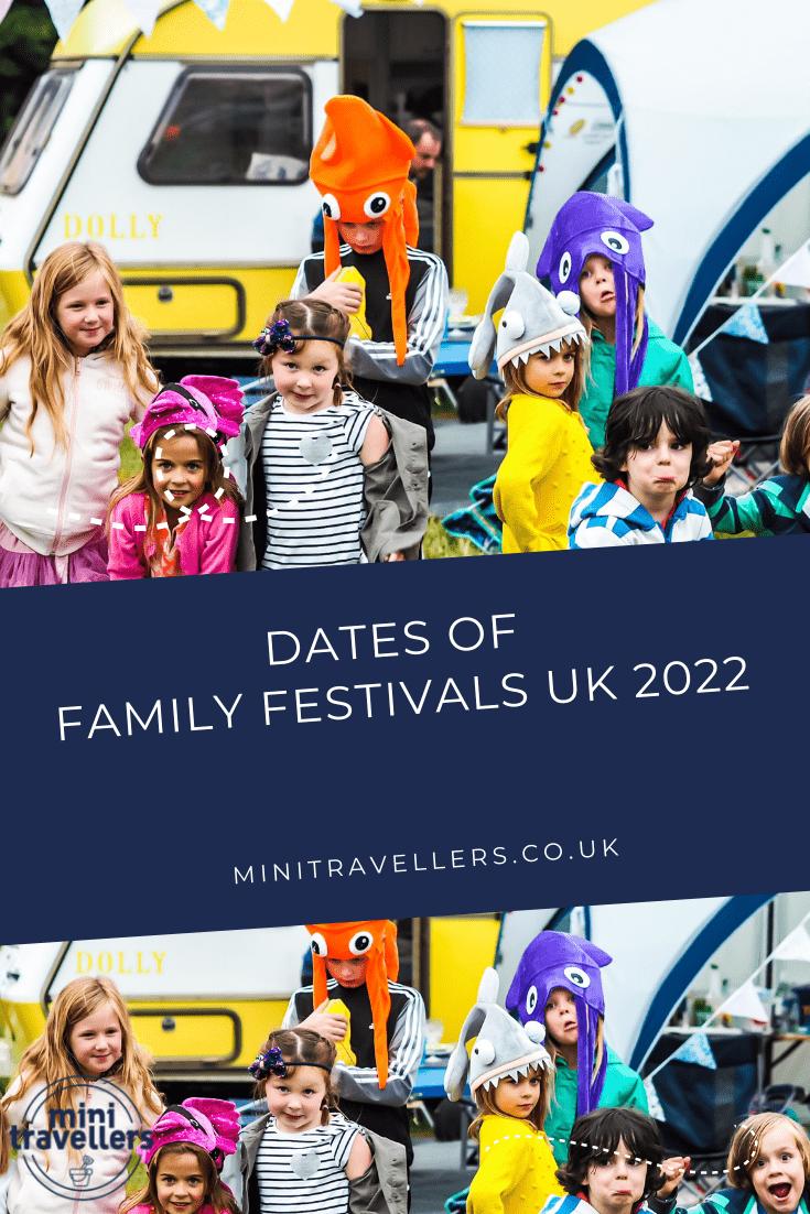best family festivals 2022