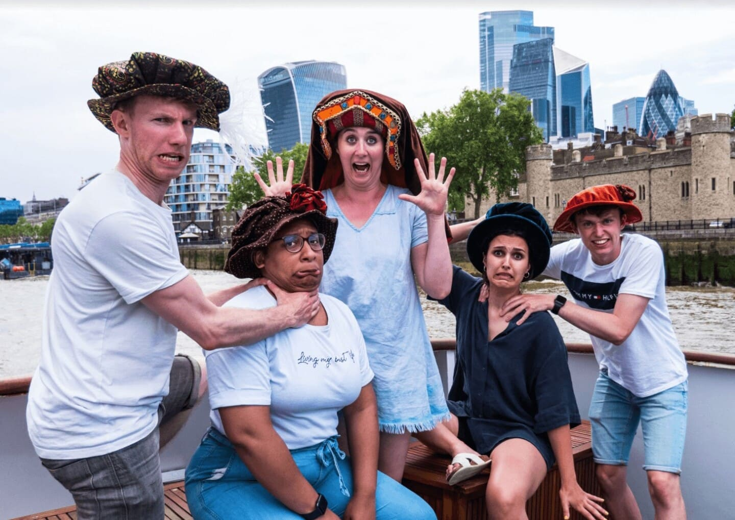 Horrible Histories Live Onboard! Terrible Thames