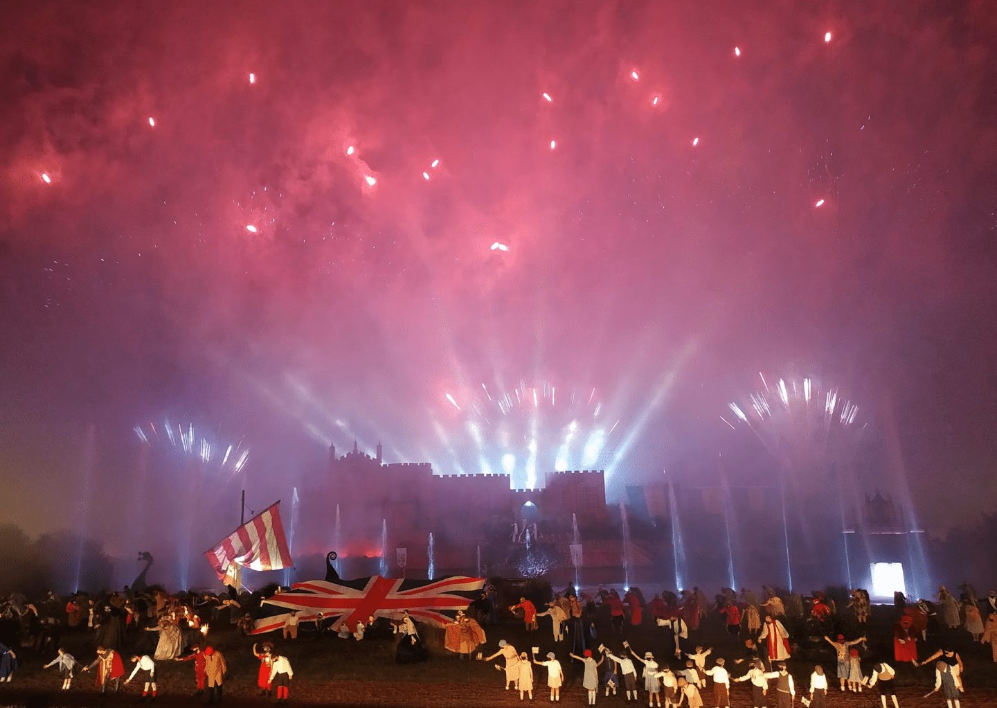 Kynren: a show of epic proportions