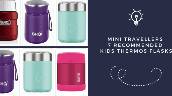 7 Recommended Kids Thermos Flasks