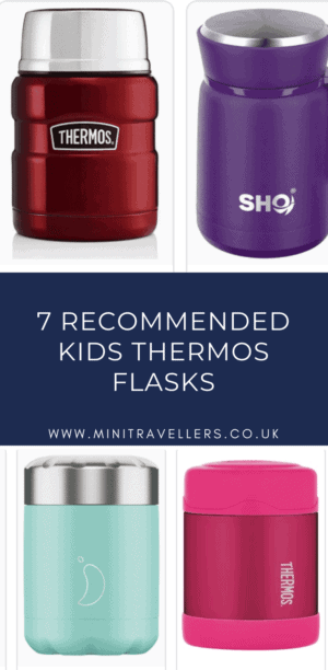 7 Recommended Kids Thermos Flask