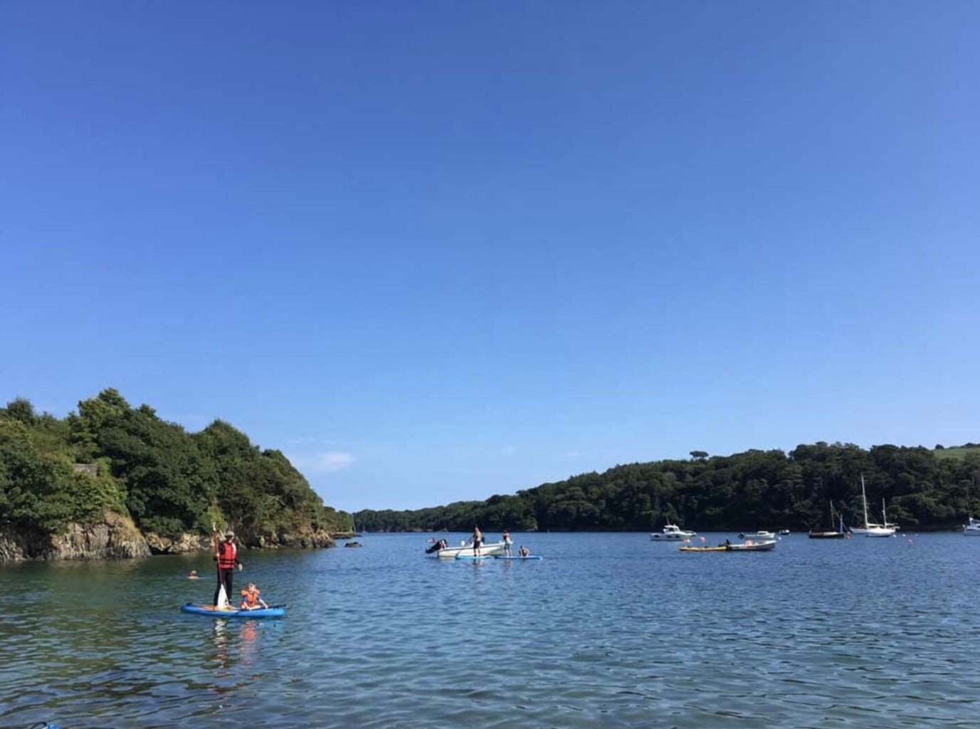 The River Helford