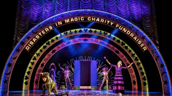 Magic Goes Wrong review | Liverpool Empire