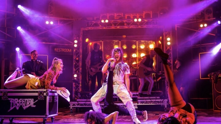 Rock of Ages | Liverpool Empire Review
