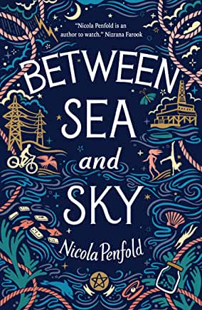 Between Sea and Sky by Nicola Penfold (Little Tiger)